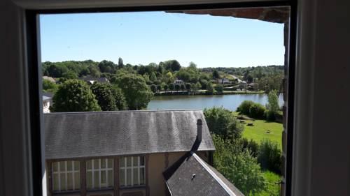 Le refuge de l'abbaye : Guest accommodation near L'Aigle
