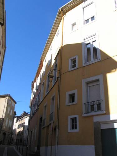Le Saint Vincent : Hotel near Midi-Pyrénées