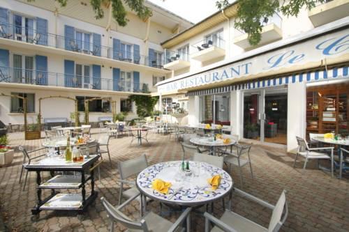 Hotel Le Clos : Hotel near Rambaud