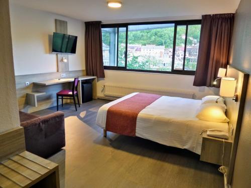 Jura Hotel Restaurant Le Panoramic : Hotel near Jura