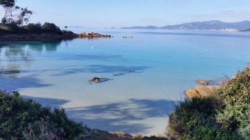 T3 neuf d'exception meublé de tourisme 4 * : Hotel near Corse-du-Sud
