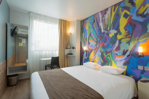 Hotel The Originals Torcy Codalysa (ex Inter-Hotel) : Hotel near Seine-et-Marne