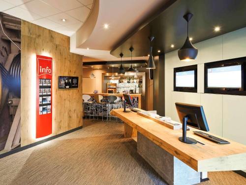 ibis Nancy Centre Gare et Congres : Hotel near Meurthe-et-Moselle