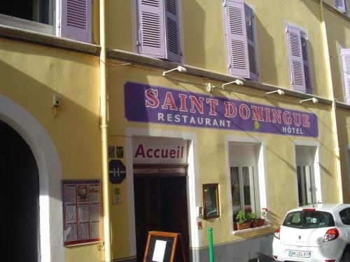 Le Saint Domingue : Hotel near Drôme