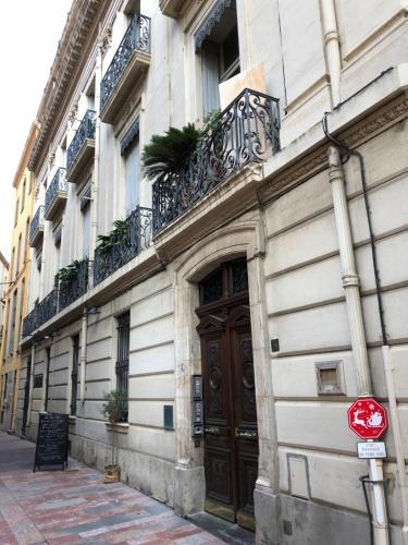 Cosy studio Perpignan : Hotel near Pyrénées-Orientales