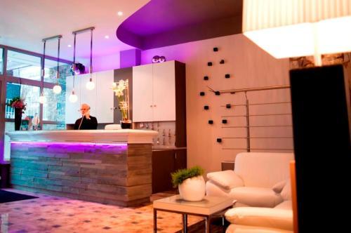 DM hotel : Hotel near Moselle