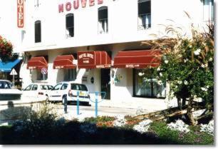 Nouvel Hotel : Hotel near Franche-Comté