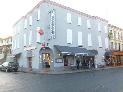 Auberge du Lion d'Or : Hotel near Lot-et-Garonne