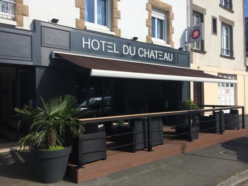 Hotel The Originals du Château Pontivy : Hotel near Morbihan
