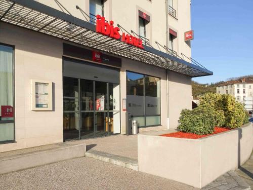 ibis Lyon Sud Vienne Saint-Louis : Hotel near Isère
