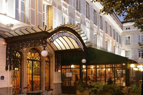 Best Western Hôtel de France : Hotel near Ain