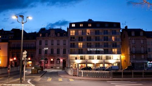 Inter-Hotel Tulle Centre : Hotel near Corrèze