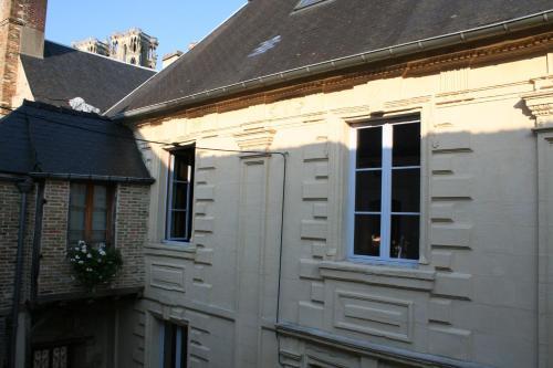 Le Refuge Des Cordeliers : Hotel near Aisne