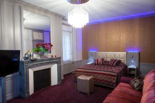 Hotel The Originals Sens Archotel (ex Inter-Hotel) : Hotel near Yonne