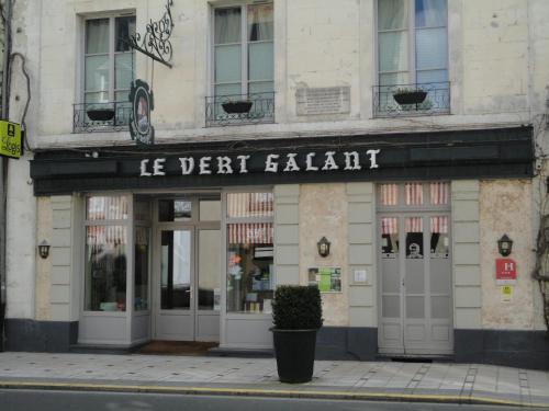 Le Vert Galant : Hotel near Sarthe
