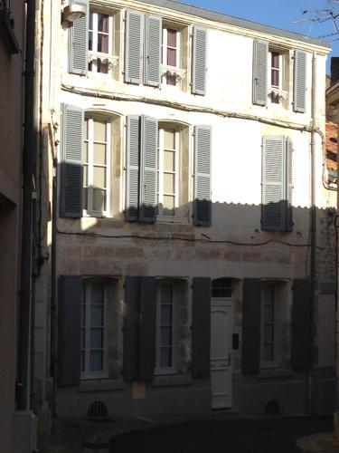 Appartements d'hôtes Santa Giulia : Hotel near Poitou-Charentes