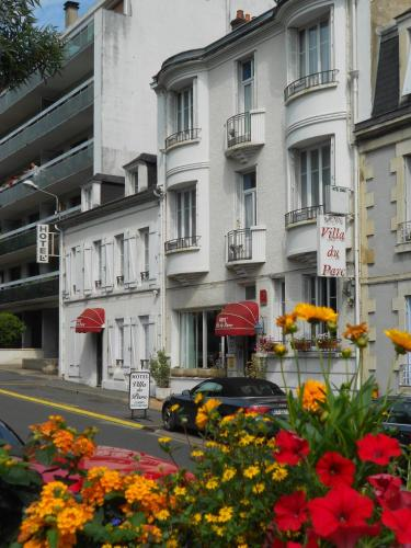 Hôtel Villa Du Parc : Hotel near Bourgogne