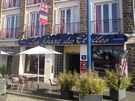 Hotel Moderne : Hotel near Calvados