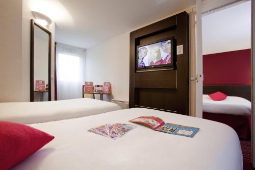 ibis Styles Belfort Centre : Hotel near Franche-Comté
