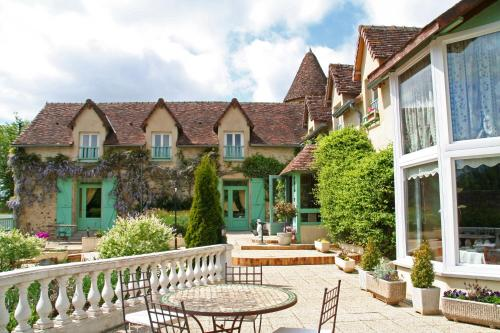 Les Etangs de Guibert : Hotel near Sarthe