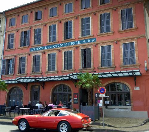 Hôtel du Commerce : Hotel near Midi-Pyrénées
