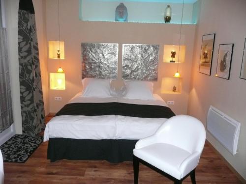 Chambres d'Hôtes La Filature : Hotel near Aisne