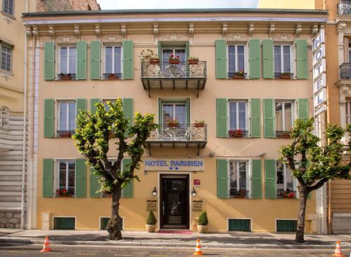 Hôtel Parisien : Hotel near Alpes-Maritimes