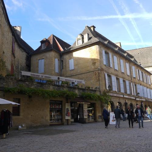 Boetie : Hotel near Dordogne