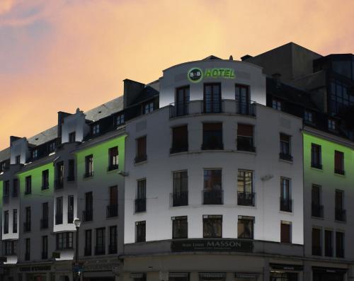 B&B Hôtel Dijon Centre : Hotel near Côte-d'Or
