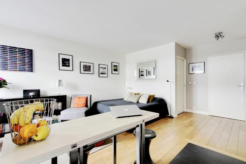 Welkeys Apartment Boulogne : Hotel near Hauts-de-Seine