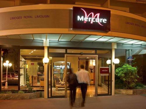 Hôtel Mercure Royal Limousin : Hotel near Haute-Vienne