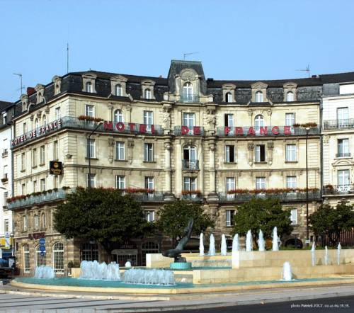 Hotel Angers St Laud