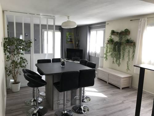Myhomezen Chessy Flat : Apartment near Chanteloup-en-Brie