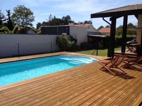House Les cigales 268 - maison avec piscine : Guest accommodation near Orx