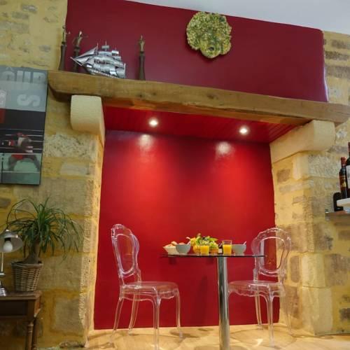 Rouge Passion : Apartment near Sarlat-la-Canéda