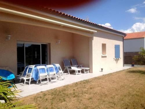 House St georges de didonne, maison individuelle neuve, proche plage et centre ville : Guest accommodation near Semussac