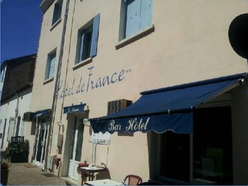 Hotel de France : Hotel near Villeneuve-sur-Lot