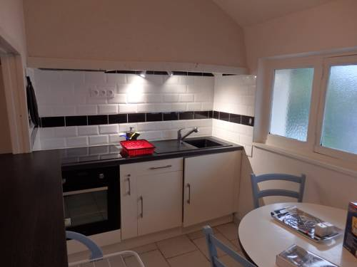Appartement Liartais - Accueil Chevaux - Horse Friendly : Apartment near Any-Martin-Rieux