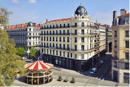 Hotel Carlton Lyon - MGallery by Sofitel : Hotel near Lyon