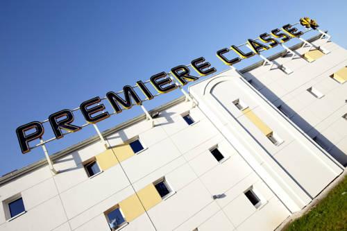 Première Classe Genève Prévessin : Hotel near Farges
