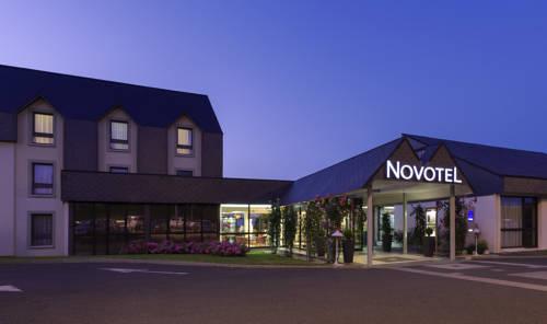 Novotel Amboise : Hotel near Saint-Martin-le-Beau
