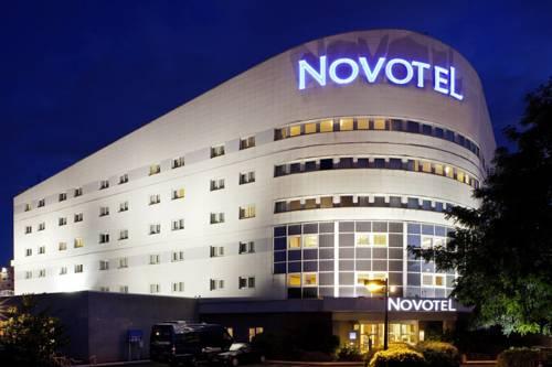 Novotel Paris Orly Rungis : Hotel near Bourg-la-Reine