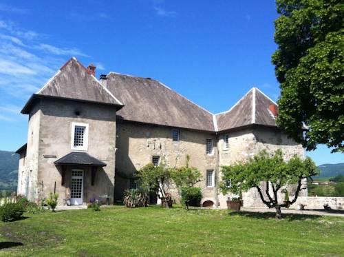 Chateau de Morgenex : Guest accommodation near Brénaz