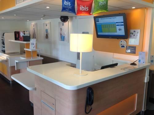 ibis budget Orgeval : Hotel near Médan