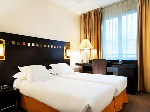 Hotel Saint Maur Creteil : Hotel near Champigny-sur-Marne