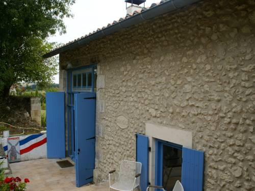 Maison De Vacances - Lusignac Gastverblijf : Guest accommodation near Gout-Rossignol
