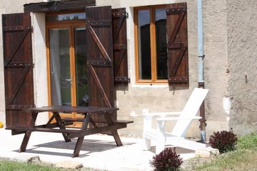 Gîte Chevannes : Guest accommodation near Gannay-sur-Loire