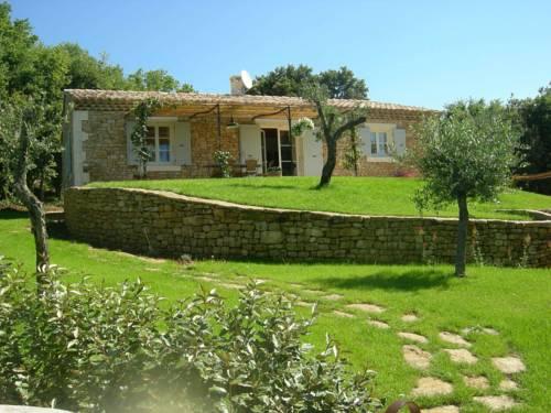 L'aiguier Gordes : Guest accommodation near Lioux