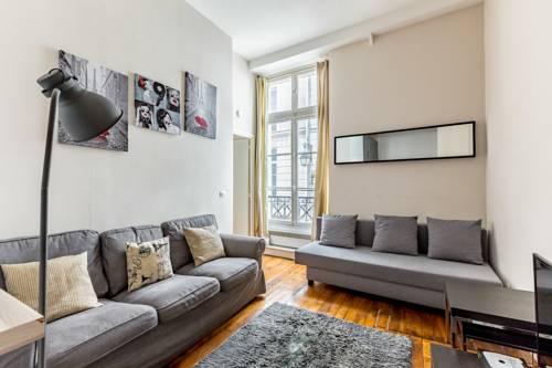 12 Loft Flat Paris Marais : Apartment near Paris 3e Arrondissement