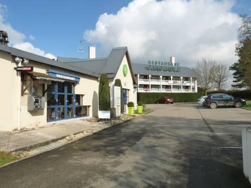 Campanile Dijon Nord - Toison D'or : Hotel near Bligny-le-Sec